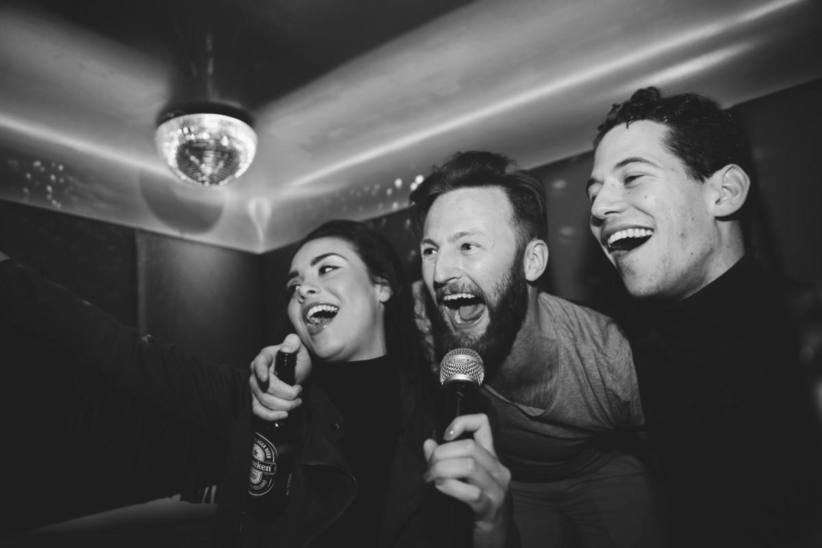 Karaoke speed dating london