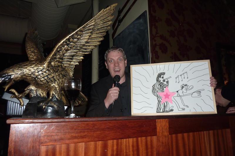 Lexington Pub Quiz on Mondays with Paul Guided Missile